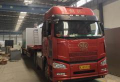 长垣县100吨生活污水处理一体机发货